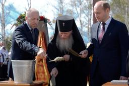 Глава Минвостокразвития Александр Галушка продолжает работу в дальневосточном регионе