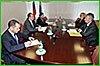 Первый заместитель председателя Правительства края Александр Левинталь встретился с Генеральным консулом ФРГ в Новосибирске Виктором Рихтером