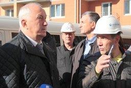 Более 60 тысяч квадратных метров жилья сдадут в этом году муниципальные строительные организации Хабаровска