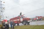 В Хабаровском крае впервые прошли соревнования по пожарному биатлону