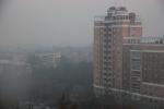 Обстановка в Хабаровске по задымлению по состоянию на 15 октября 2014 г.