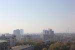 Обстановка по задымлению в городе Хабаровске на 14.00