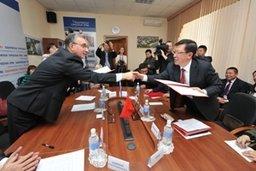 Хабаровск посетила делегация правительства уезда Фуюань Китайской народной республики