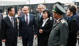 Дан старт реализации коммерческой сделки модернизации российскими компаниями железных дорог КНДР в обмен на северокорейские минеральные ресурсы.
