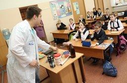 Хабаровская теплосетевая компания знакомит школьников с основами энергетики