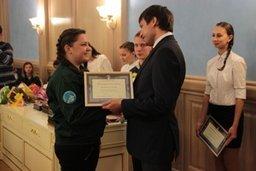 В Хабаровске чествовали лучших бойцов строительных студенческих отрядов