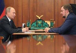 «Деловая Россия» предложила Владимиру Путину распространить режим ТОР на новые несырьевые производства.