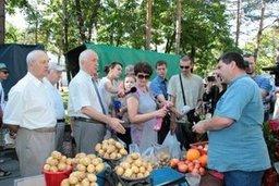 Ярмарка выходного дня в Хабаровске продолжит свою работу, несмотря на наступление холодов