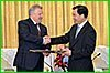 Вячеслав Шпорт в Шэньяне встретился с Губернатором провинции Ляонин Ли Си