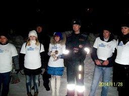 «Мы помогаем помогать»- с таким девизом на дороги Хабаровского края вышла молодежь