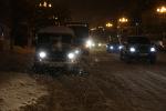 Введено ограничение движения на основных автомагистралях Хабаровского края