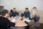 В эфире «Радио Россия» специалисты МЧС провели урок по пиротехнике