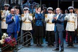 Во Владивостоке состоялась премьера спектакля «Крейсера»