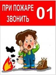 Родители, объясните детям, что игры с огнем опасны для жизни и здоровья!