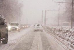 Предупреждение о возможном возникновении происшествий (чрезвычайных ситуаций) на территории края, обусловленных ухудшением погодных условий