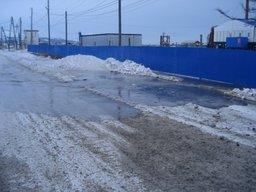 В Охотском районе продолжается ликвидация последствий циклона