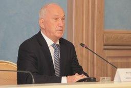 Мэр Хабаровска Александр Соколов провел торжественный прием представителей СМИ, посвященный Дню российской печати
