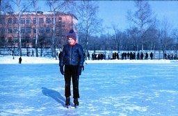 Маленькие зимние радости хабаровчан в 80-е.