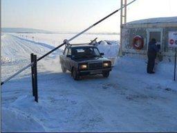 В Хабаровском крае открылись еще три ледовых переправы
