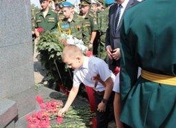 Хабаровские школьники примут участие во многих мероприятиях, посвященных 70-летию Победы советского народа в Великой Отечественной войне