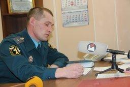 В Хабаровске инспекторы государственного пожарного надзора провели занятие по пожарной безопасности для сотрудников одной из управляющих компаний города