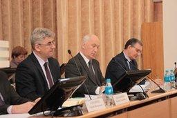 О том, как сделать городской бюджет более эффективным, шла речь на заседании коллегии при мэре Хабаровска
