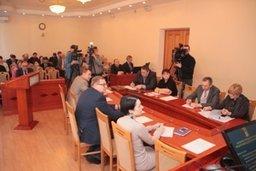 В Хабаровске прошло заседание городского совета по предпринимательству при мэре города