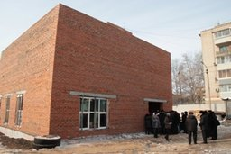 Обновлённая водопроводная насосная станция в центре Хабаровска будет введена в эксплуатацию в конце нынешнего года