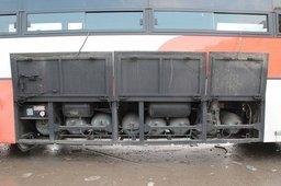 Автобусы на метане