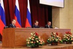 Вячеслав Шпорт: Меры по стабилизации ситуации в экономике показали свою эффективность