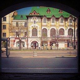 Городской дом (Дворец пионеров)
