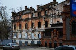 В районе речки Лесопилки, на бывшей Базарной улице, стоит собственность...