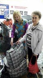 Хабаровчане собрали более 1,5 тонн гуманитарной помощи для для пострадавших в Хакасии
