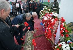 В селе Бельго открылся обелиск Славы участникам Великой Отечественной войны