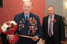 В Городском дворце культуры прошел прием в честь ветеранов Великой Отечественной войны