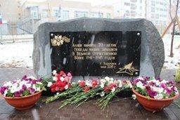 В микрорайоне «Строитель» открылась Аллея Памяти «70 лет Победы»