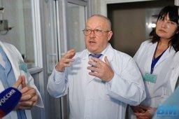 Главврач хабаровского перинатального центра отстранён от должности