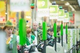 В Хабаровске начали работу первые на Дальнем Востоке кассы самообслуживания