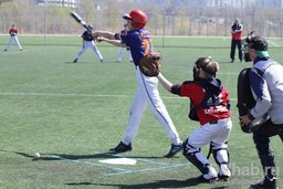 В Хабаровске состоялось открытое первенство по бейсболу