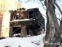 Краевой государственный жилищный фонд оштрафовали на руб. за то, что не сохранил деревянный дом по ул. Истомина