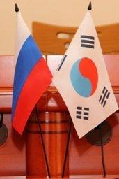 Вице-мэр Хабаровска Валерий Лебеда встретился с генеральным консулом Республики Корея во Владивостоке господином Ли Сок Пэ