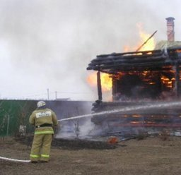 Как уберечь дачу от пожара
