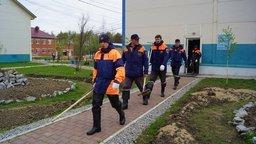В преддверии общегородского субботника, который пройдет 23 мая в Хабаровске