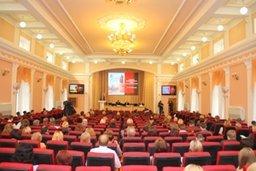 В Хабаровске на заседании координационного совета по реализации стратегического плана устойчивого развития города до 2020 года обсудили итоги реализации плана в 2014 году