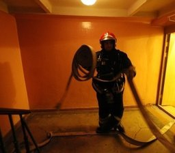 Как избежать пожаров на лестничной клетке?!
