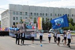 Праздничное шествие, посвященное 157-й годовщине со дня основания Хабаровска, будет транслироваться и по телевидению, и в сети интернет