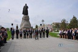 В Хабаровске почтили память основателей города