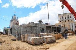 Хабаровский колумбарий и площадь воинской славы находятся на финальной стадии строительства