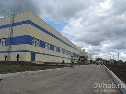 В Хабаровске торжественно запустили Головные очистные сооружения...