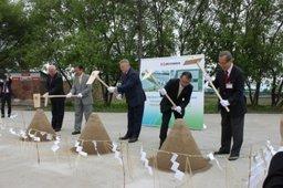 """Японская компания JGC Evergreen приступает к строительству тепличного комплекса на площадке создаваемой ТОР """"Хабаровск"""""""